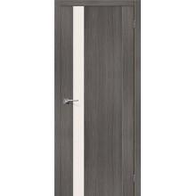 Дверь межкомнатная Эко Шпон Порта-11 Grey Veralinga (Товар № ZF193380)