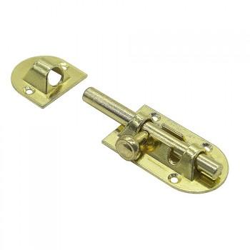 Шпингалет для межкомнатной двери SH 70 Золото (Товар № ZF193374)