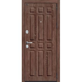 Входная металлическая дверь Браво Р3-315 Chalet Grande / Chalet Provence |Полотно 108 мм, Металл 1.5 мм, Вес 90 кг (Товар № ZF193386)