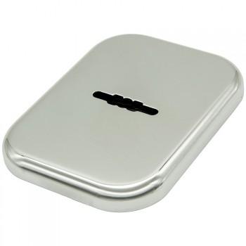 Накладка сувальдная с автоматической шторкой для входной двери ESC 486-S XL Хром (Товар № ZF193382)
