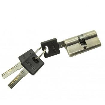 Цилиндр симметричный для межкомнатной двери Bravo AРK-60-30/30 Бронза (Товар № ZF193391)