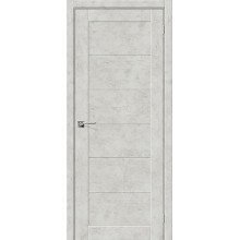 Дверь межкомнатная Эко Шпон Легно-21 Grey Art (Товар № ZF193398)