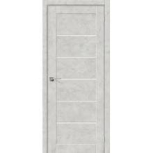 Дверь межкомнатная Эко Шпон Легно-22 Grey Art (Товар № ZF193397)