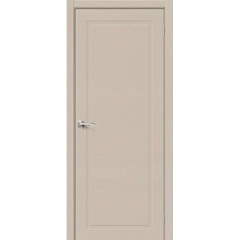 Дверь межкомнатная шпонированная (шпон натуральный) Вуд НеоКлассик-10.H Latte (Товар № ZF190763)
