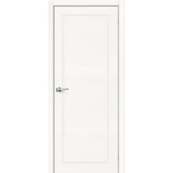 Дверь межкомнатная шпонированная (шпон натуральный) Вуд НеоКлассик-10.H Whitey (Товар № ZF190762)
