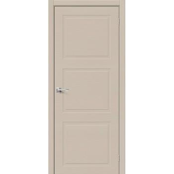 Дверь межкомнатная шпонированная (шпон натуральный) Вуд НеоКлассик-16.H Latte (Товар № ZF190767)