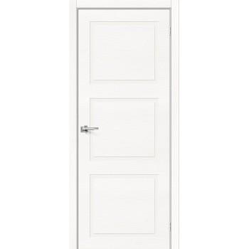 Дверь межкомнатная шпонированная (шпон натуральный) Вуд НеоКлассик-16.H Whitey (Товар № ZF190766)
