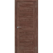 Дверь экошпон Легно-21 в цвете Chalet Grande