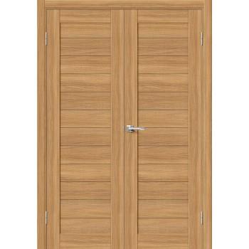 Дверь экошпон Порта-21 (2П-03) в цвете Anegri Veralinga (Товар № ZF190540)