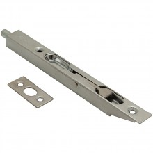 Шпингалет торцевой для межкомнатной двери R-160 C Хром (Товар № ZF190751)