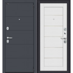 Porta S 4.Л22, в цвете Graphite Pro/Virgin (Товар № ZF224883)