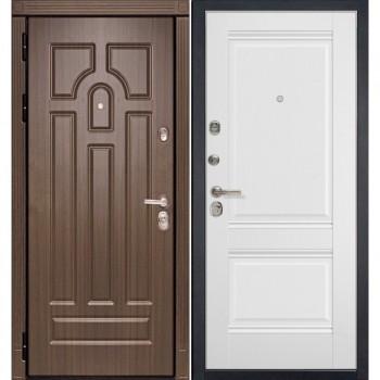 Входная металлическая дверь HAUSDOORS ProfilDoors HD-1/1U Аляска |Полотно 100 мм, Металл 1.5 мм  (Товар № ZA190815)