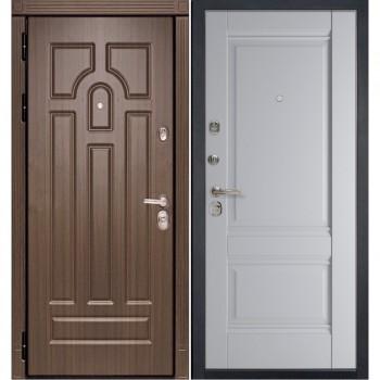 Входная металлическая дверь HAUSDOORS ProfilDoors HD-1/1U Манхэттен |Полотно 100 мм, Металл 1.5 мм  (Товар № ZA190816)