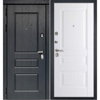 Входная металлическая дверь HAUSDOORS ProfilDoors HD-2/95U Аляска |Полотно 100 мм, Металл 1.5 мм  (Товар № ZA190817)