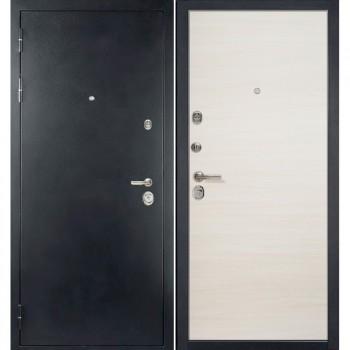 Входная металлическая дверь HAUSDOORS ProfilDoors HD6/1Z Эш Вайт Кроскут |Полотно 100 мм, Металл 1.5 мм  (Товар № ZA190827)