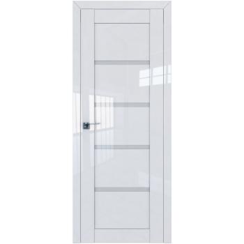 Межкомнатная дверь PROFIL DOORS. Модель 2.09 L , Цвет: белый люкс , Отделка: глянец (Товар № ZF139060)