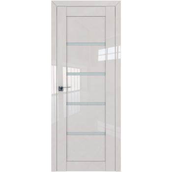 Межкомнатная дверь PROFIL DOORS. Модель 2.09 L , Цвет: магнолия люкс , Отделка: глянец (Товар № ZF139059)