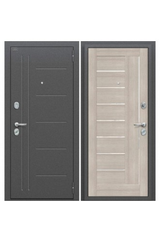Porta S 109.П29, в цвете Антик Серебро/Cappuccino Veralinga (Товар № ZF224880)