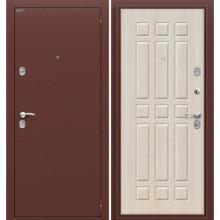 Дверь стальная Старт в цвете П-30 (БелДуб). (Товар № ZF56)