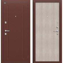 Дверь стальная Норма в цвете Cappuccino Veralinga. (Товар № ZA55651)