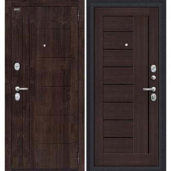 Porta S 9.П29 (Модерн), в цвете Almon 28/Wenge Veralinga (Товар № ZF224901)