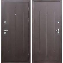 Входная металлическая дверь Стройгост 7-2 Металл/Металл (Товар № ZF111523)