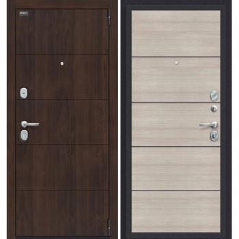 Дверь стальная Porta S-3 4.50 в цвете Almon 28/Cappuccino Veralinga. (Товар № ZF114019)