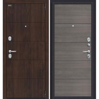 Дверь стальная Porta S-3 4.50 в цвете Almon 28/Grey Veralinga. (Товар № ZF114020)