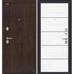 Входная металлическая дверь Браво Porta S-3 4.50 в цвете Almon 28/Snow Veralinga. (Товар № ZF114017)