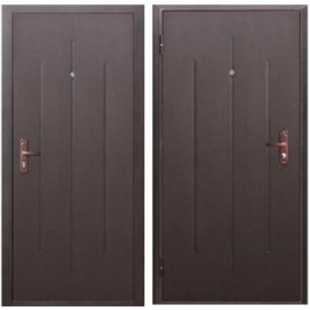 Входная металлическая дверь Стройгост 5-1 металл/металл В/О (Товар № ZF104429)
