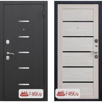 Входная металлическая дверь 7,5 см Гарда муар Лиственница мокко Царга (Товар № ZF104390)