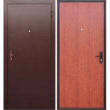 Входная металлическая дверь Стройгост 5-1 РФ Рустикальный дуб  (Товар № ZF107859)