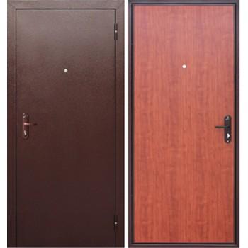 Входная металлическая дверь Феррони Стройгост 5 РФ в цвете Медный антик / Рустикальный дуб |Полотно 4,5 см, Металл 0.8 мм, Вес 30 кг (Товар № ZF107859)