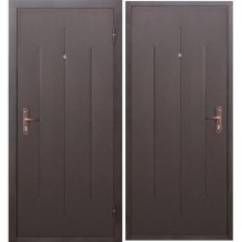 Входная металлическая дверь Стройгост 5-1 металл/металл (Товар № ZF104427)