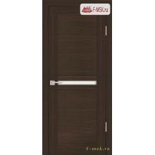 Межкомнатная дверь PROFILO PORTE. Модель PS 3 , Цвет: венге мелинга , Отделка: экошпон