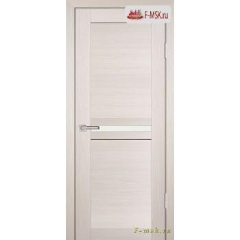 Межкомнатная дверь PROFILO PORTE. Модель PS 3 , Цвет: эш вайт мелинга , Отделка: экошпон (Товар № ZF153046)