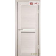 Межкомнатная дверь PROFILO PORTE. Модель PS 3 , Цвет: эш вайт мелинга , Отделка: экошпон