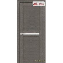 Межкомнатная дверь PROFILO PORTE. Модель PS 3 , Цвет: грэй мелинга , Отделка: экошпон
