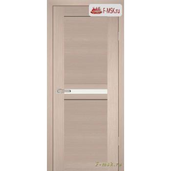 Межкомнатная дверь PROFILO PORTE. Модель PS 3 , Цвет: капучино мелинга , Отделка: экошпон (Товар № ZF153061)
