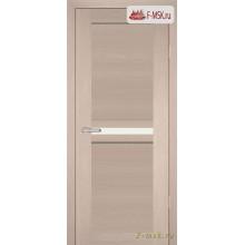 Межкомнатная дверь PROFILO PORTE. Модель PS 3 , Цвет: капучино мелинга , Отделка: экошпон
