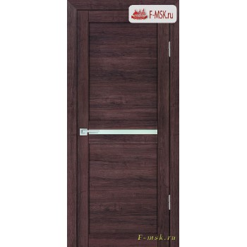 Межкомнатная дверь PROFILO PORTE. Модель PS 3 , Цвет: орех пасадена , Отделка: экошпон (Товар № ZF153065)