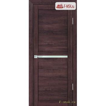 Межкомнатная дверь PROFILO PORTE. Модель PS 3 , Цвет: орех пасадена , Отделка: экошпон (Товар № ZF153066)