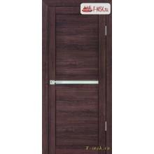 Межкомнатная дверь PROFILO PORTE. Модель PS 3 , Цвет: орех пасадена , Отделка: экошпон