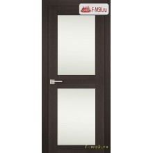 Межкомнатная дверь PROFILO PORTE. Модель PS 4 , Цвет: венге мелинга , Отделка: экошпон
