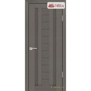 Межкомнатная дверь PROFILO PORTE. Модель PS 14 , Цвет: грэй мелинга , Отделка: экошпон