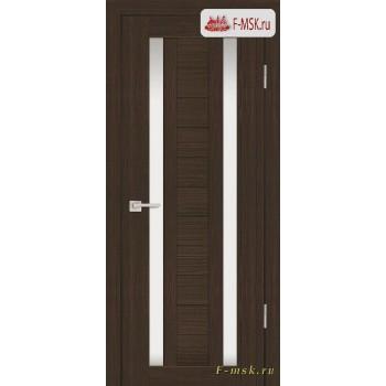 Межкомнатная дверь PROFILO PORTE. Модель PS 15 , Цвет: венге мелинга , Отделка: экошпон
