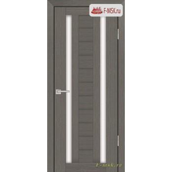 Межкомнатная дверь PROFILO PORTE. Модель PS 15 , Цвет: грэй мелинга , Отделка: экошпон