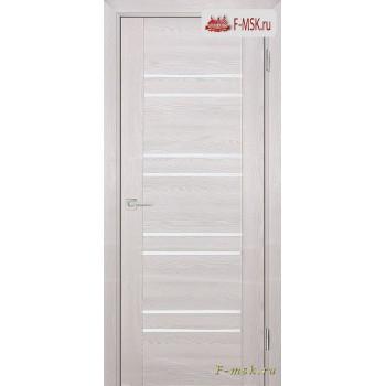 Межкомнатная дверь PROFILO PORTE. Модель PSK 1 лак белый , Цвет: ривьера крем , Отделка: экошпон (Товар № ZF153871)