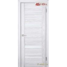 Межкомнатная дверь PROFILO PORTE. Модель PSK 2 лак белый , Цвет: ривьера айс , Отделка: экошпон
