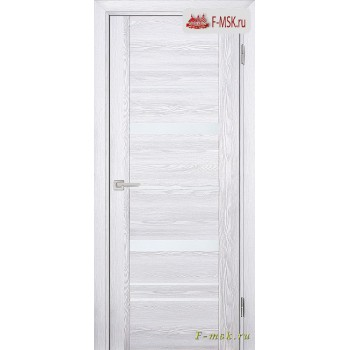Межкомнатная дверь PROFILO PORTE. Модель PSK 2 лак белый , Цвет: ривьера айс , Отделка: экошпон (Товар № ZF153901)